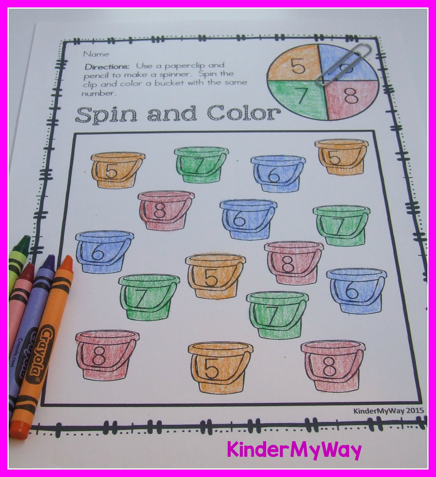 Kindermyway How To Prepare For Kindergarten Plus A Giveaway