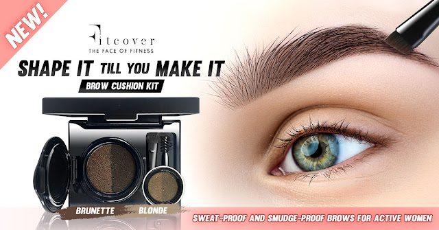 NEW PRODUCT: Shape It Till You Make It Brow Cushion
