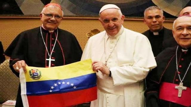 Papa Francisco reitera exigencia de elecciones como paso previo al diálogo