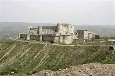 Syrian army takes Krak des Chevaliers in Homs