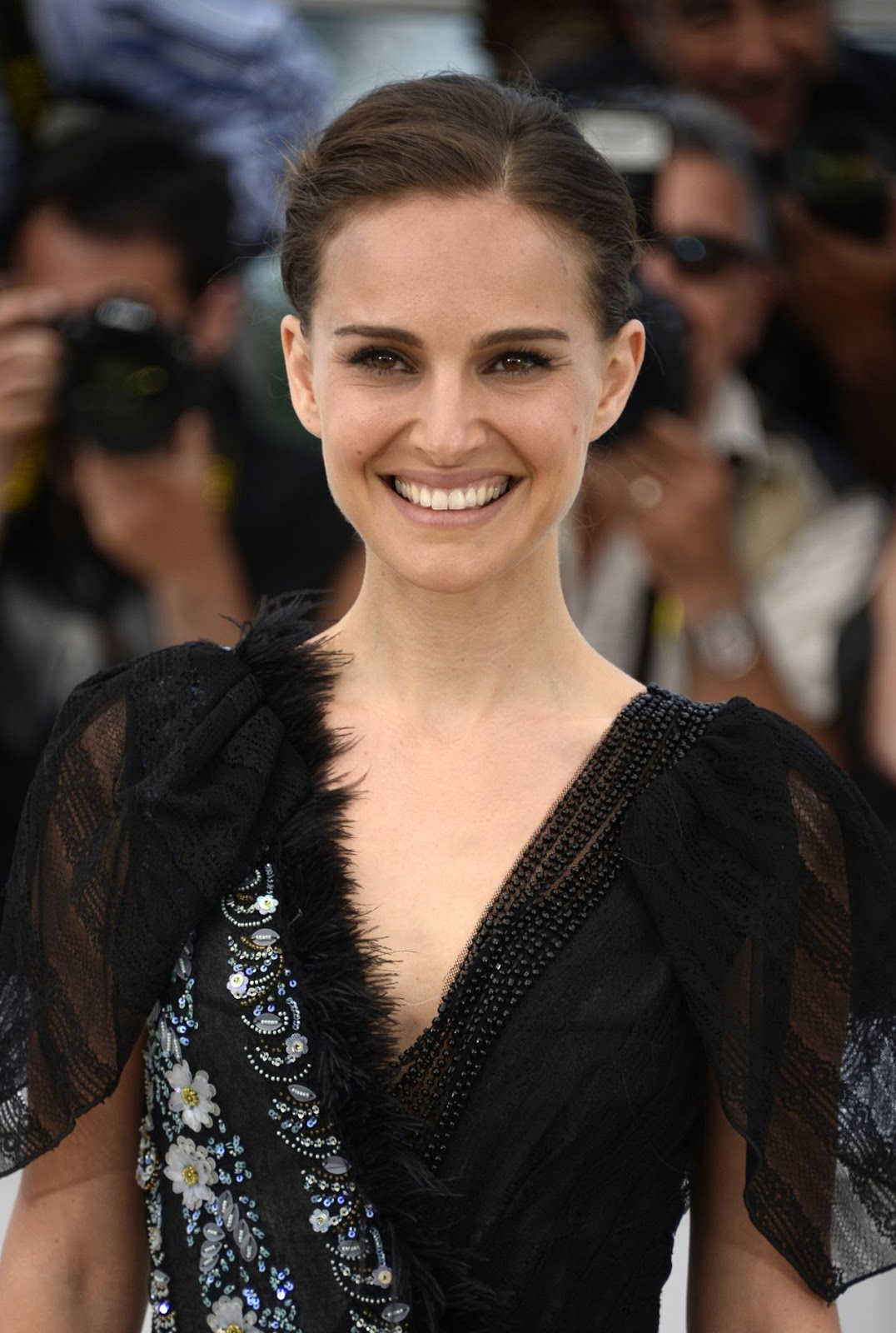 Natalie Portman 'A Tale of Love and Darkness' Photocall at 2015 Cannes Film Festival