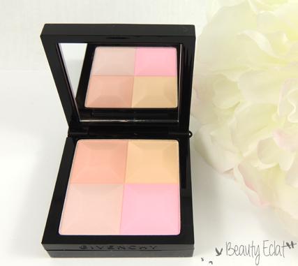 revue avis test givenchy prisme visage pink velvet