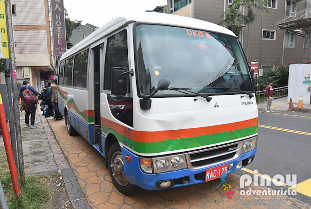 OK Bus Cingjing Nantou Taiwan Things to do 2019