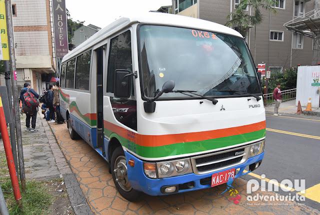 OK Bus Cingjing Nantou Taiwan Things to do 2019