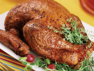 Deep Fry Turkey Deep Fried Turkey With Herbs