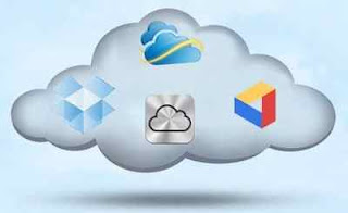 cloud storage aplikasi