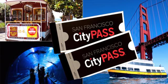 Passeios do San Francisco CityPass