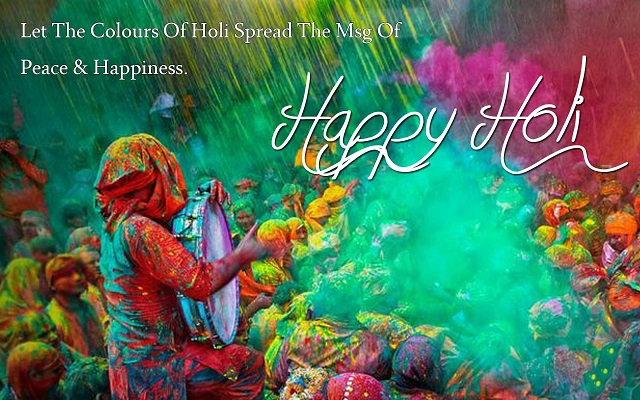 Download free holi greetings