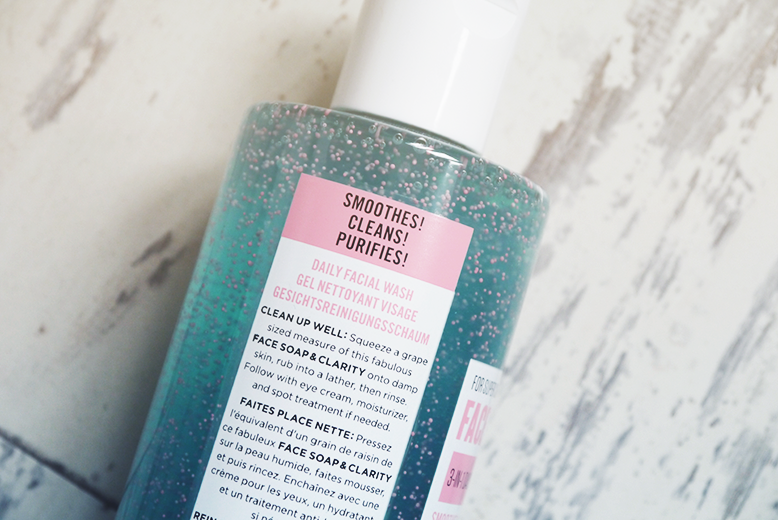 Face Soap & Clarity Facial Wash by Soap & Glory #9