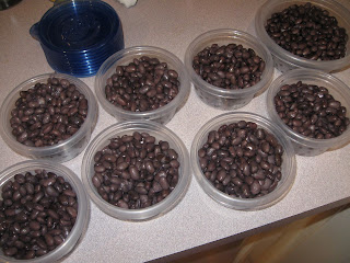 Cooking dried beans is easy and much cheaper
