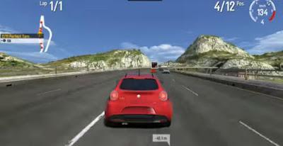 GT racing game android terbaru online dengan koneksi internet