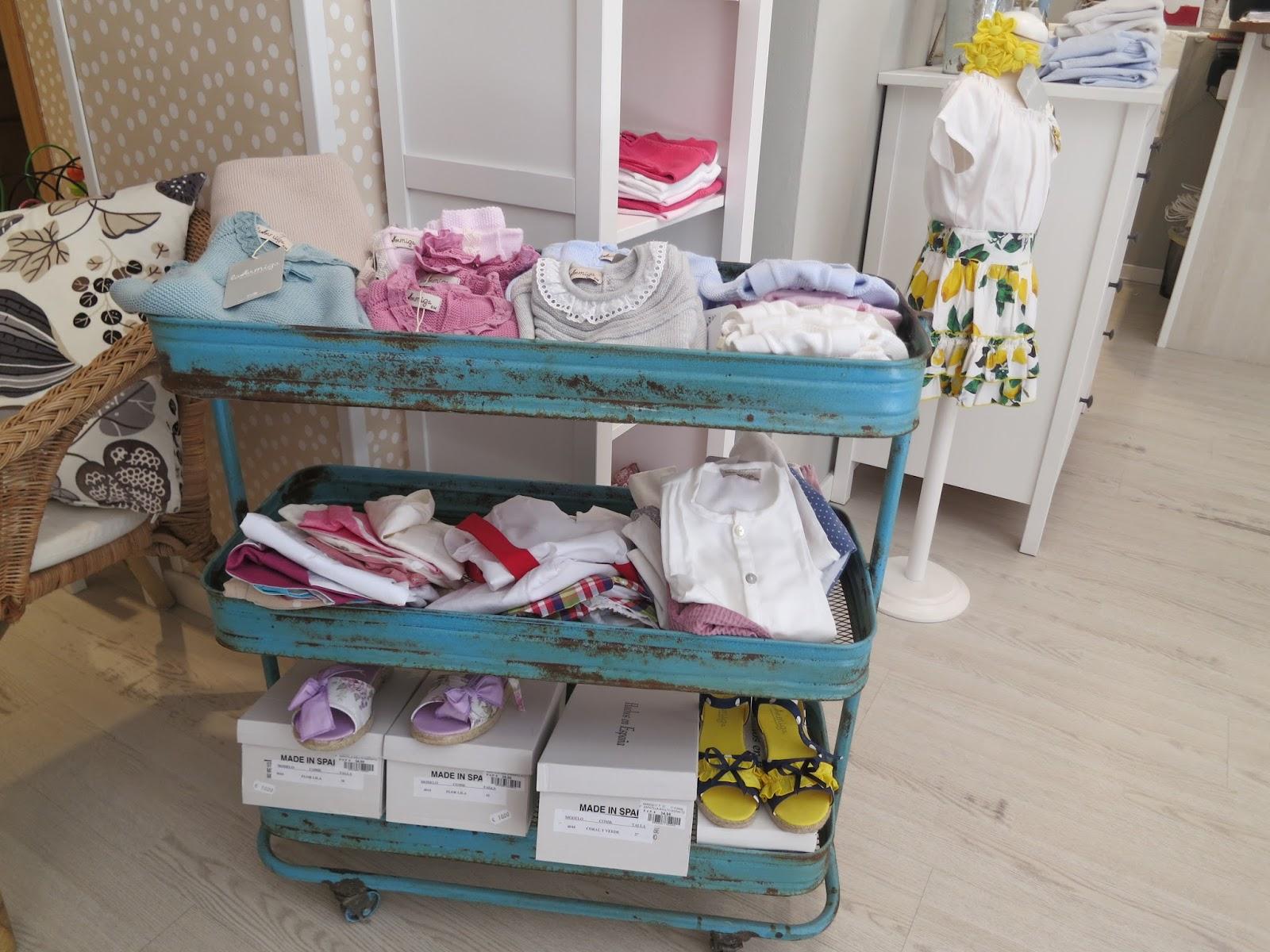 Fashion and glamour zaragoza la ormiga boutique infantil - Ropa infantil zaragoza ...