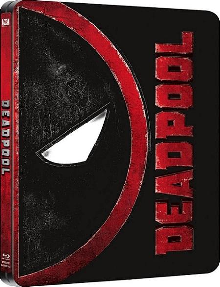 Deadpool (2016) 1080p Blu Ray REMUX 22GB mkv Dual Audio DTS-HD 7.1 ch