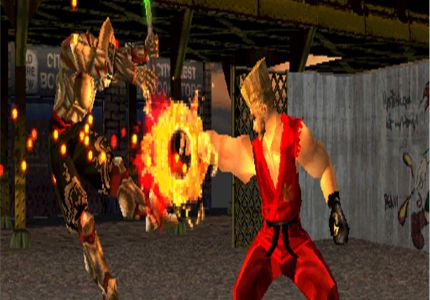 Download Tekken 3 Compressed Game For PC