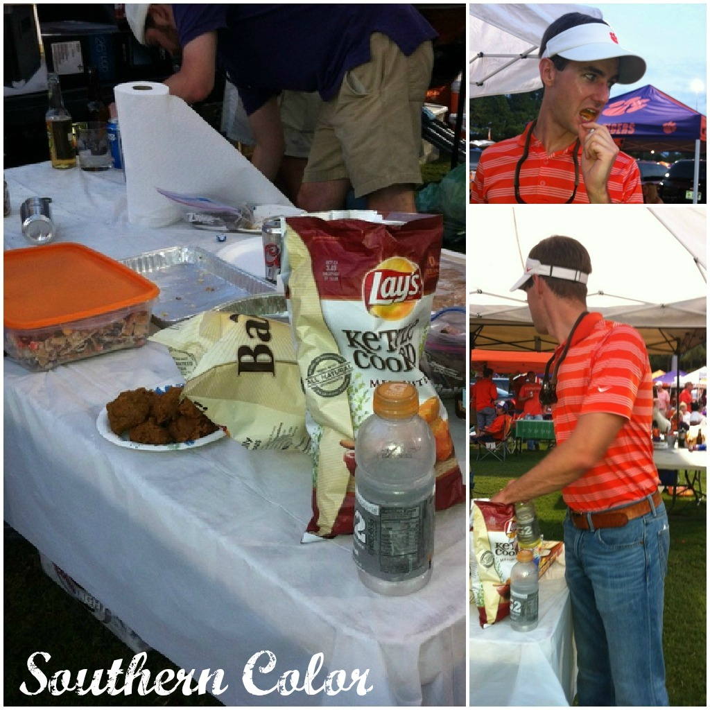 Southern Color: Tailgate Tuesday
