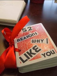 52 ting jeg elsker ved deg