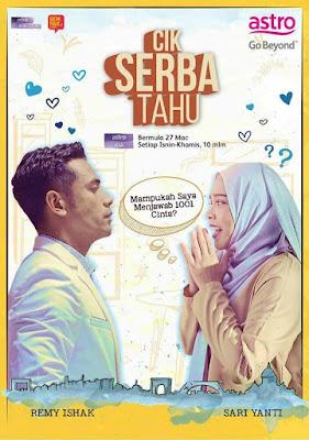 Tonton Online Full Episod Drama Cik Serba Tahu