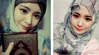 muslimah korea