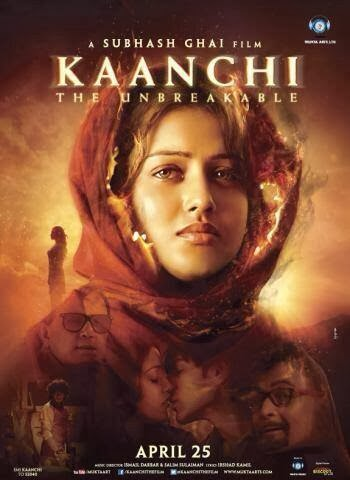 Subhash Ghai's new film  'Kaanchi' First Look! starring Kartik Tiwari &  Mishti