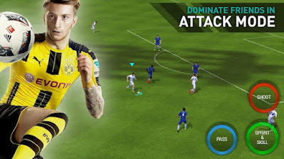 Download FIFA Mobile Soccer 3.2.0 APK for Android