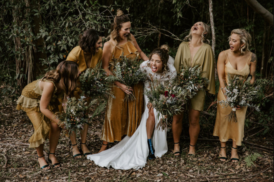 Q+A: ABSTRACT WEDDING FLORAL DESIGNER   THE NAKED FLORIST NEWCASTLE NSW