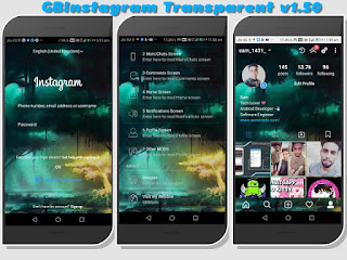 GBInstagram Plus v1.50 Transparent By Sam