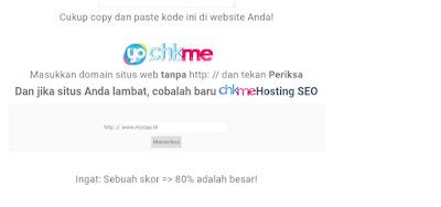Ada 3 Cara Agar Blog 100% Seo di Chkme Blogger