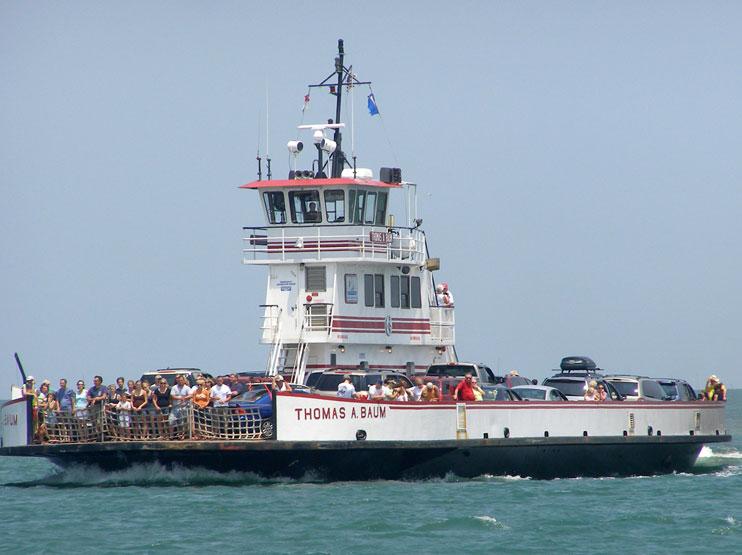 Hatteras Island Ferry Service