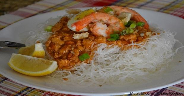 Pansit Palabok Recipe