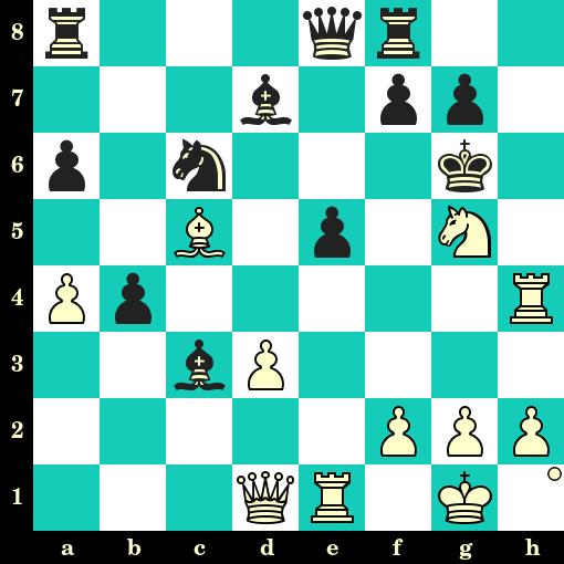 Les Blancs jouent et matent en 2 coups - Alexandr Predke vs Artyom Timofeev, Yaroslavl, 2019
