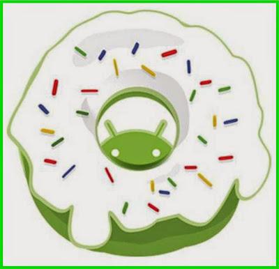 Sejarah Perkembangan Sistem Operasi Android, android donut,