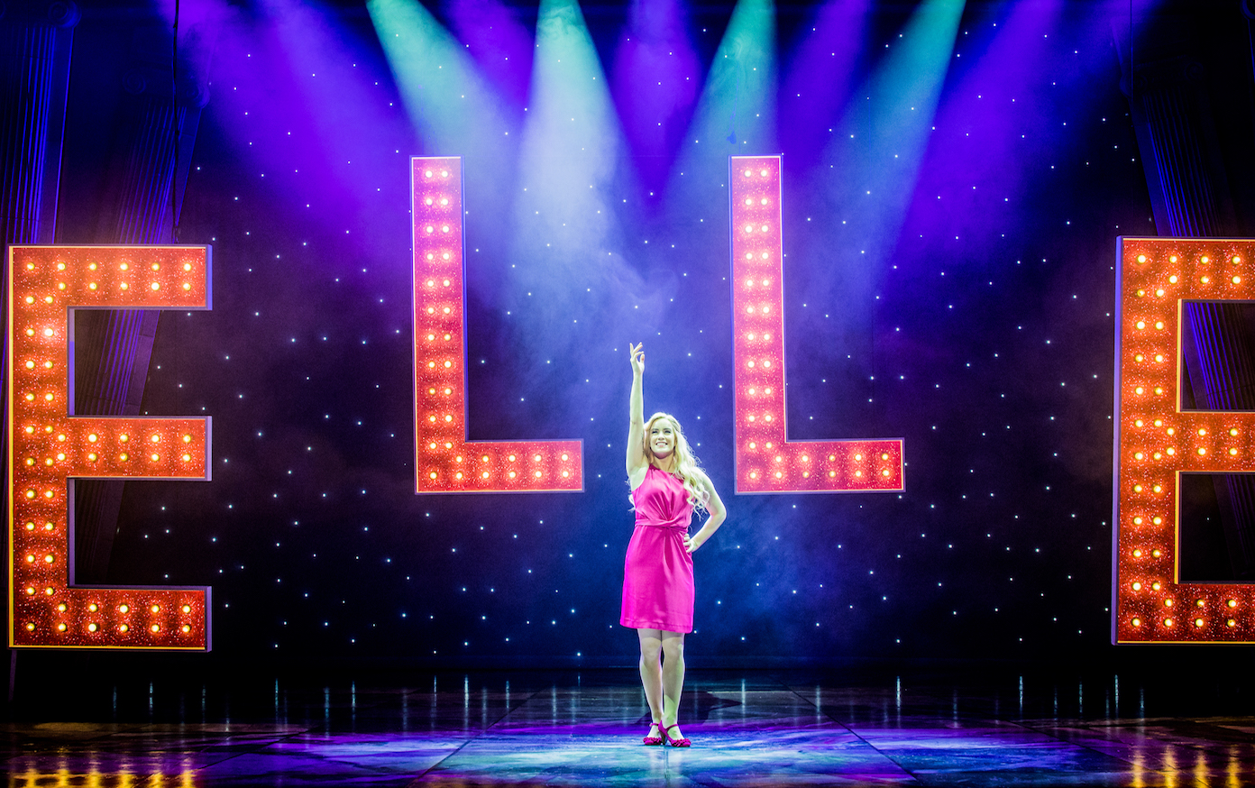 Legally Blonde Tour Auditions