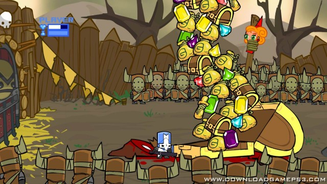 How to] play castle crashers (pc) with keyboard and multiple.
