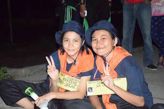 ounbond kegiatan pra kuliah PSPP Yogyakarta pose dulu