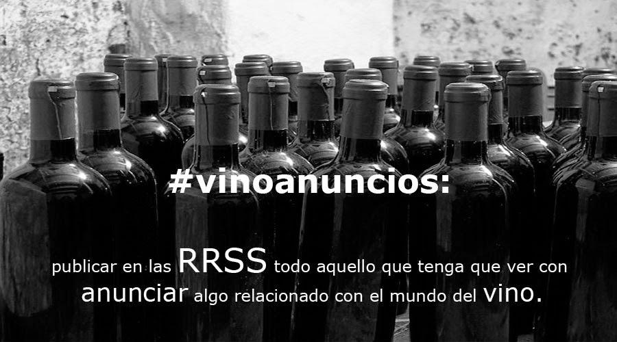anuncios de vino en las redes sociales