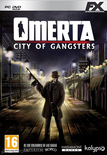 Omerta City of Gangsters Gold Edition PC Full Español