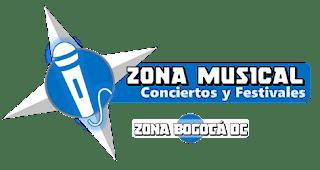 Logo Zona Musical y conciertos