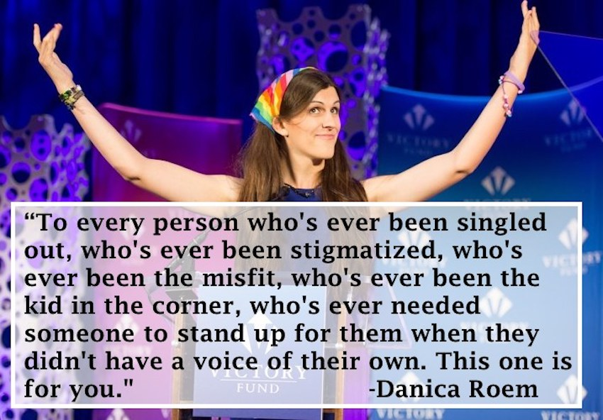 Danica Roem first openly transgendered winner of a major election in the US. Virginia House of Delegates 2017