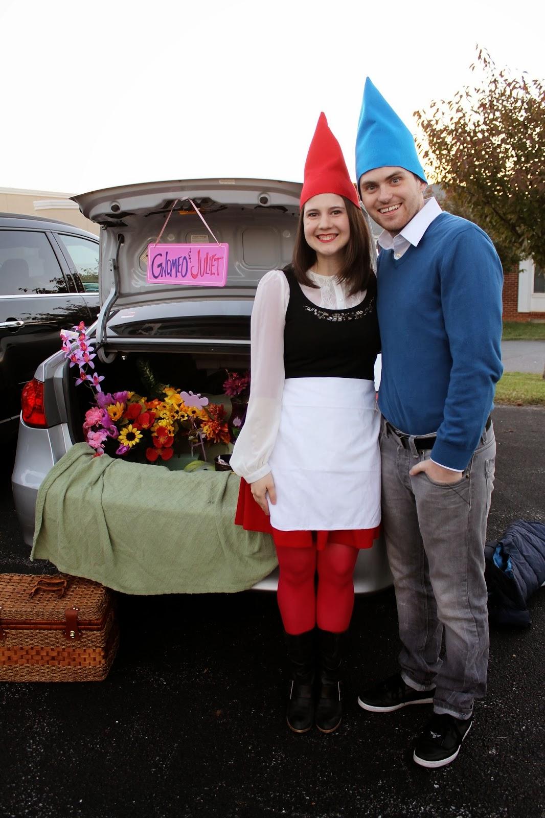 Voguish At Best Happy Halloween Gnomeo And Juliet