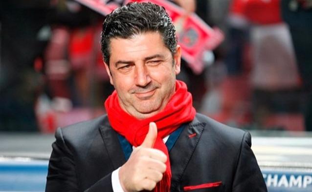 Benfica Futebol Rui Vitória