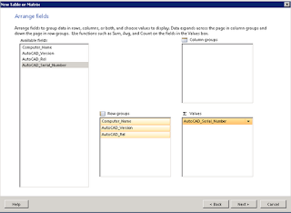AutoCAD & AutoDesk serial number reporting using SCCM 2012 10