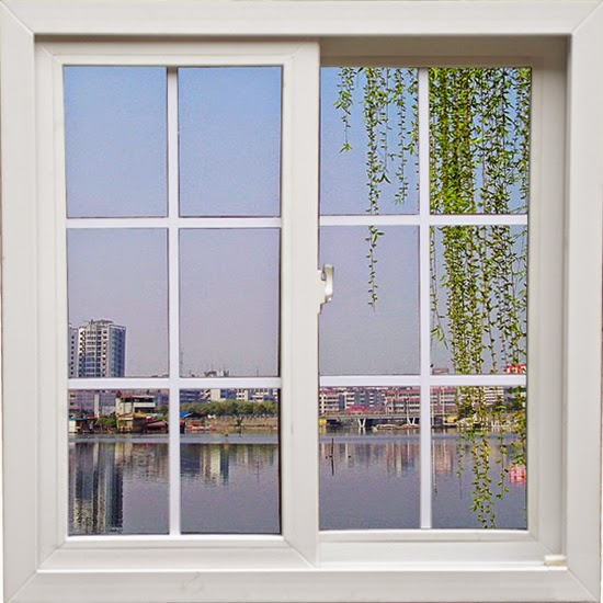Eco House PVC windows and doors in Egypt:  2014