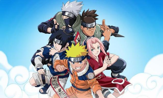 Naruto - Anime Mirip Black Clover [Rekomendasi Terbaik]