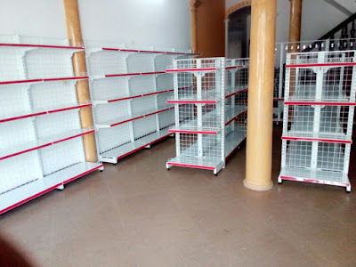 Setup cửa hàng tạp hóa đáp ứng được nhiều yêu cầu