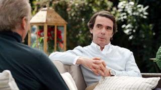 Mi casa es la tuya con Aznar 6 hablando de los atentados