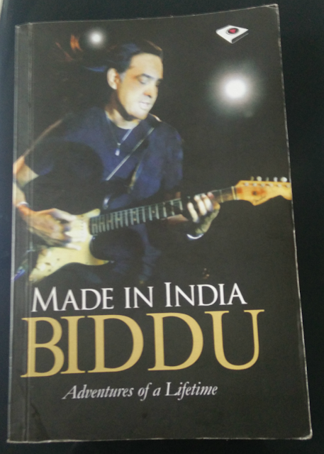 Book Review : Made In India - Adventures of a Lifetime by Biddu