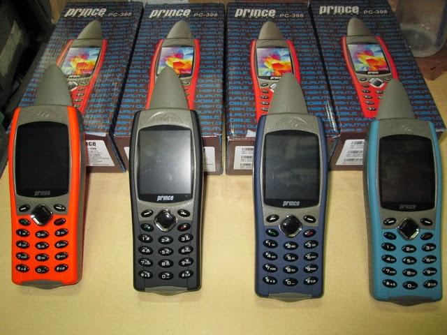 spesifikasi handphone antik Prince PC-398