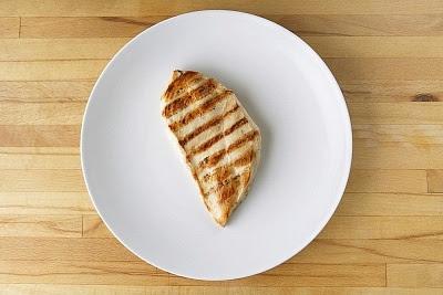 Receta pollo a la plancha pechuga