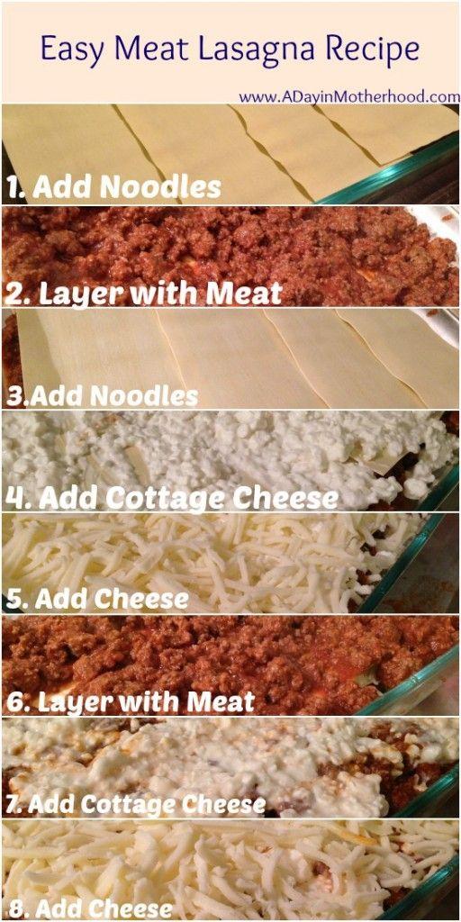 Easy Meat Lasagna Recipe #lasagna #lasagnarecipes #easylasagnarecipes #meat #meatlasagna #eaasymeatlasagnarecipe
