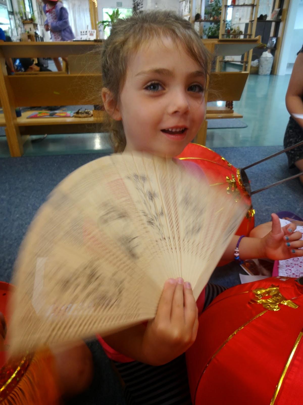 Mairtown Kindergarten Celebrating Chinese New Year